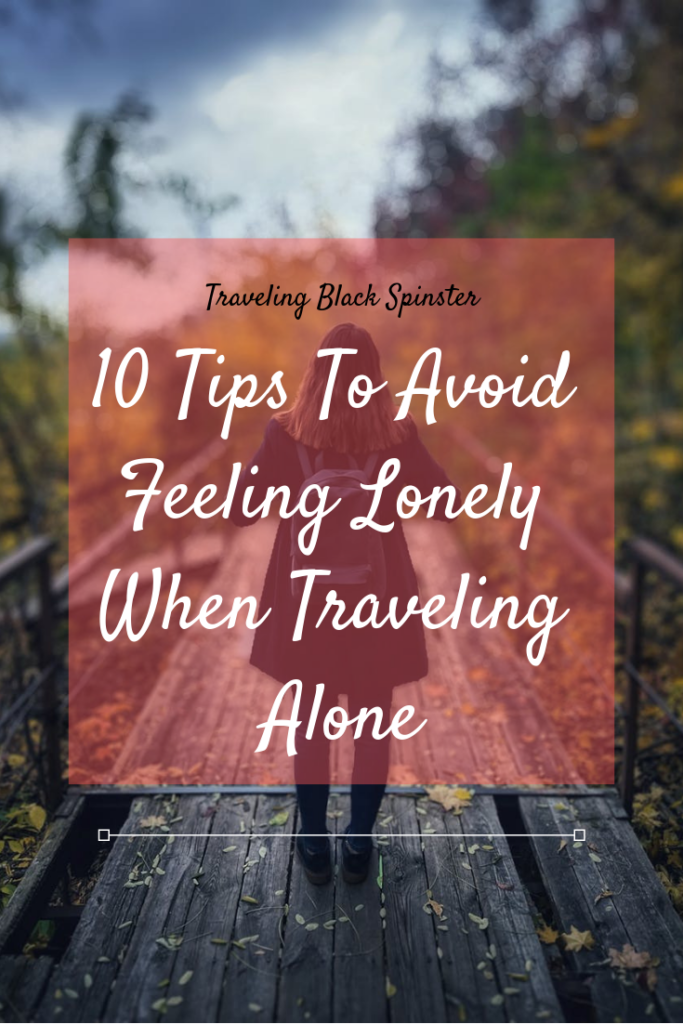 avoid feeling lonely while traveling featured image