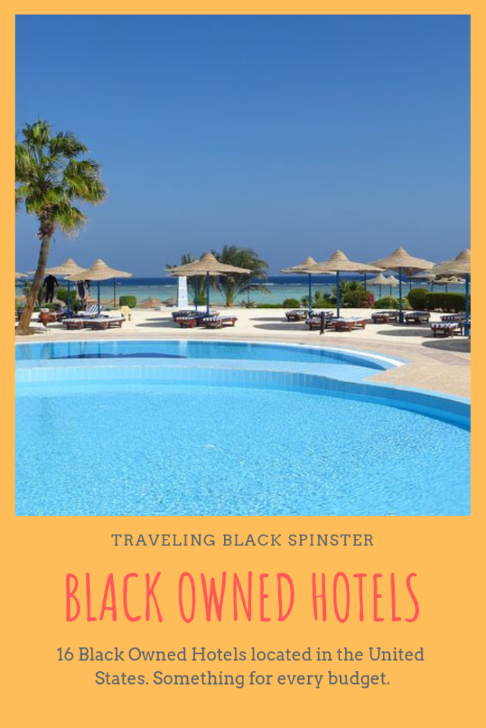 black owned hotels featured image
