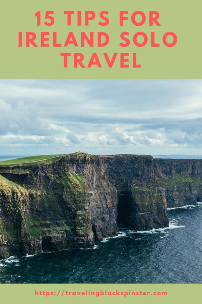 Ireland Solo Travel featured image