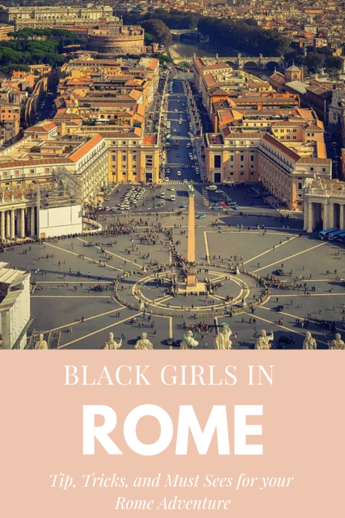 black girls in rome secondary image