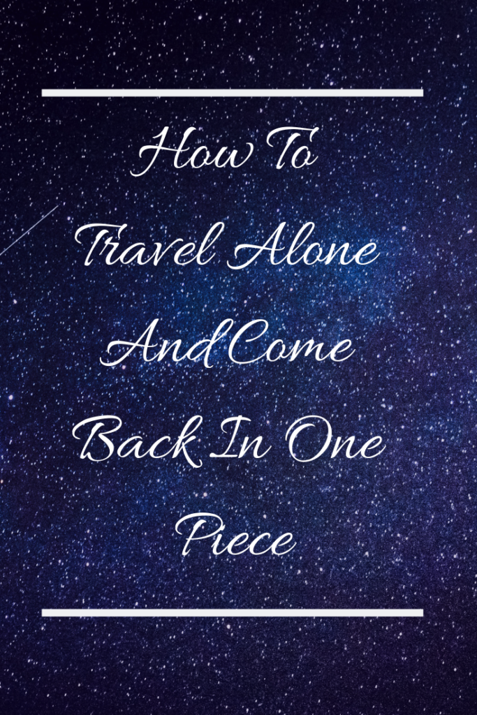 how to travel alone secondary image