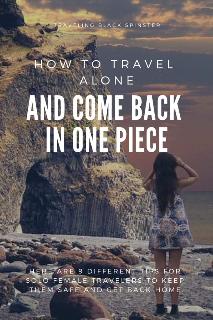 How to travel alone featured image
