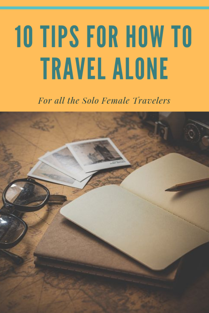 how to travel alone for the first time featured image