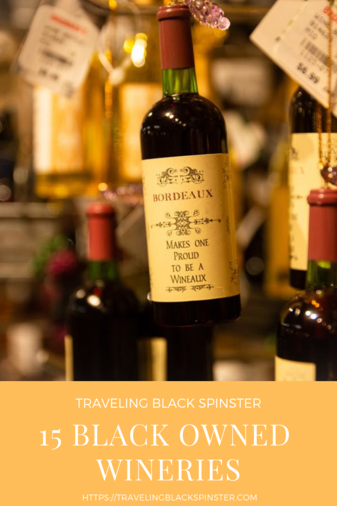 black owned wine companies featured image